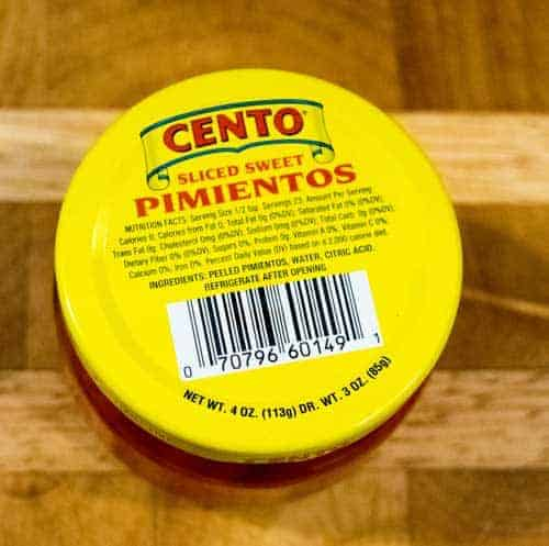 Pimento Peppers