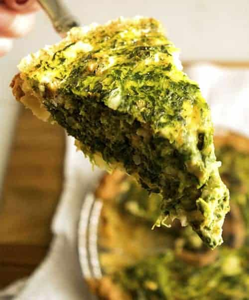 Need to get rid of leftover vegetables? Chop them up and make this Mash Up Quiche. It's a fast dinner recipe, or a great brunch recipe. The best part is you don't have to throw away your leftovers!