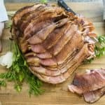 Glazed Ham is a great special occasion dinner. Have it for Easter, Christmas or anytime!
