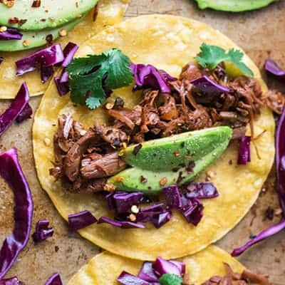 Vegan Barbecue Tacos