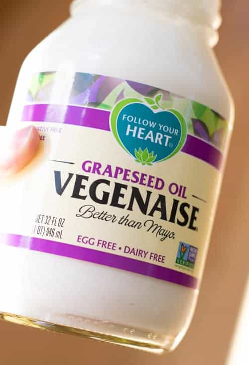 Follow your heart Veganaise