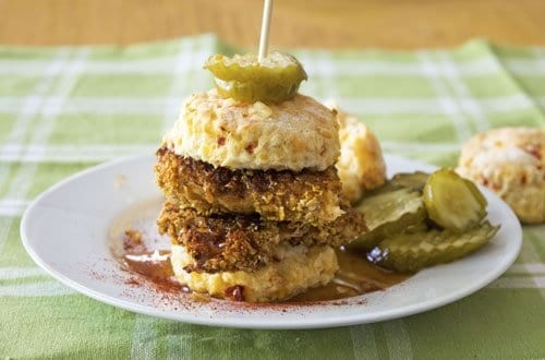 Healthier Hot Chicken is a great weeknight recipe. This recipe is a baked version of the Nashville Hot Chicken.