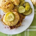 Healthier Hot Chicken is baked rather then fried. This Nashville classic is super spicy and addicting. Healthier Hot Chicken is a great week night dinner.