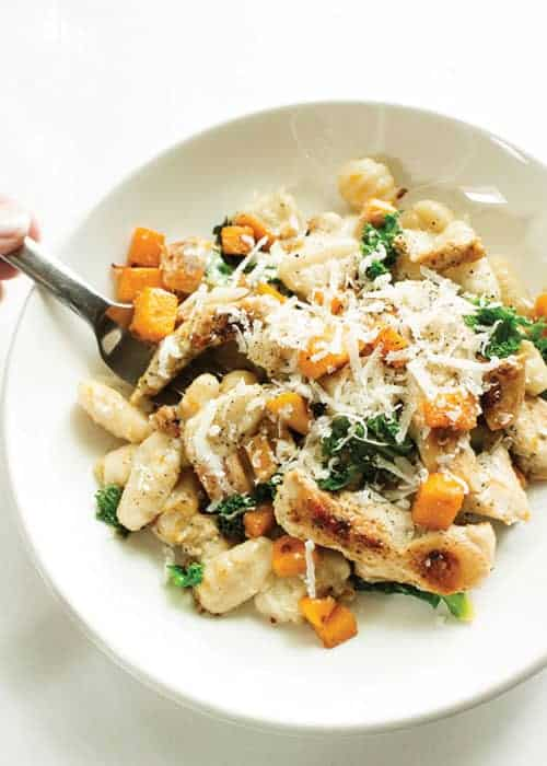 Date Night Gnocchi by Pass Me Some Tasty