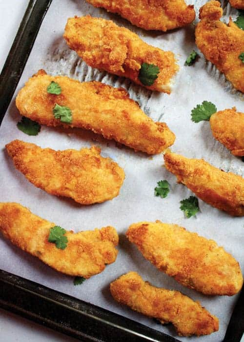 30-Minute Paleo Chicken Tenders by Real Balanced