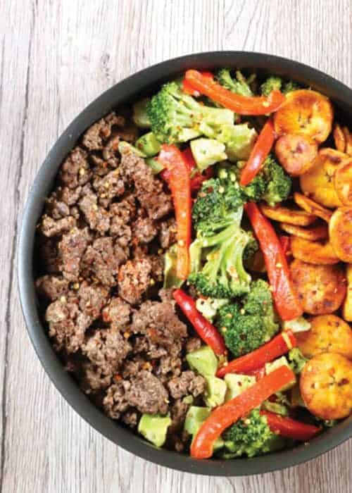 Big Skillet Dinner by Eat Something Delicious