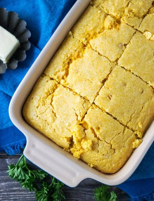 Classic Southern Cornbread is a staple recipe every home cook should have!
